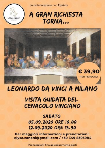 Locandina Cenacolo_settembre 2020